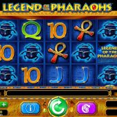 legends of the pharaohs slot
