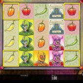 luchadora slot main game