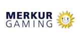 Merkur Gaming slot developer logo