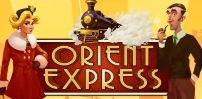 Cover art for Orient Express slot