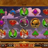 orient express slot main game