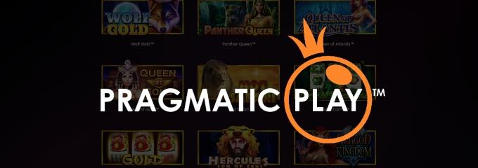 pragmatic play logo and games