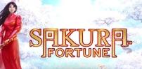 Cover art for Sakura Fortune slot