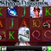 ship of dreams slot main game