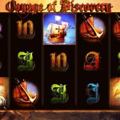 voyage of discovery slot main game