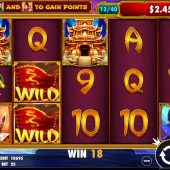3 kingdoms Battle of Red Cliffs slot main game