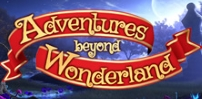 Cover art for Adventures Beyond Wonderland slot