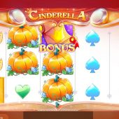 cinderella slot game