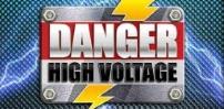 Cover art for Danger High Voltage slot