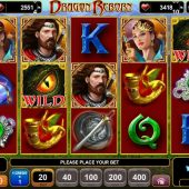 dragon reborn slot main game