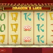 dragons luck slot game