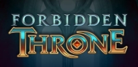 Cover art for Forbidden Throne slot