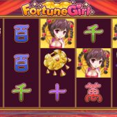fortune girl slot game