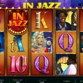 in jazz slot main game