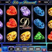 like a diamond slot main game
