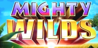 Cover art for Mighty Wilds slot