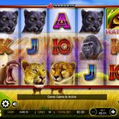 mighty wilds slot main game