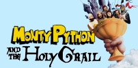 Cover art for Monty Python and The Holy Grail slot