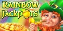 Cover art for Rainbow Jackpots slot