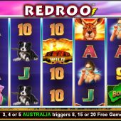 redroo slot main game