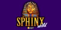 Cover art for Sphinx Wild slot