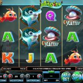 the angler slot game