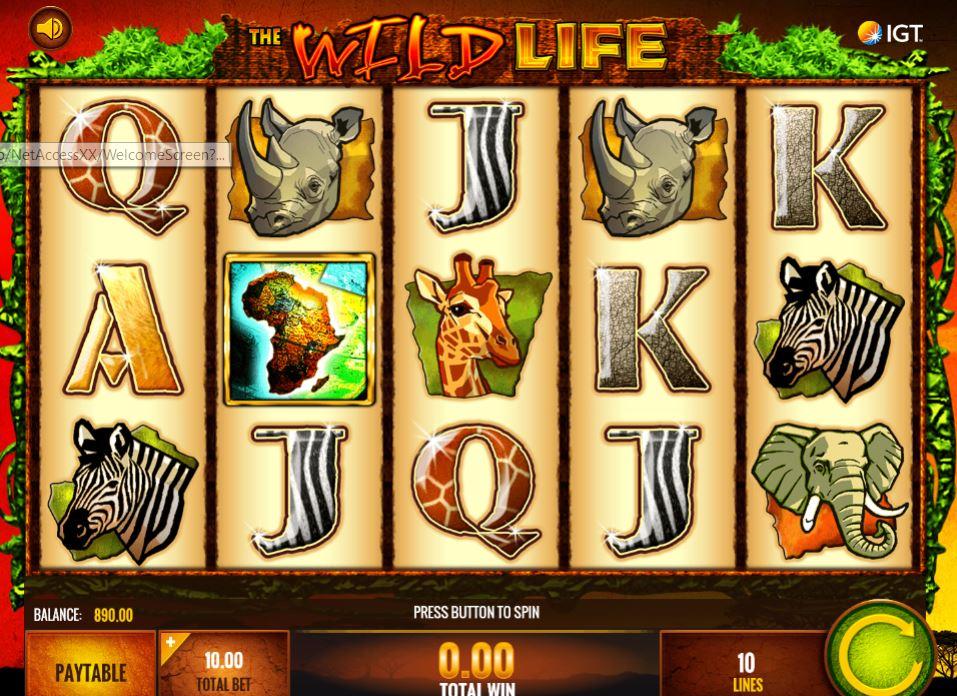 Sphinx slot machine play free