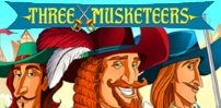 Cover art for Three Musketeers slot