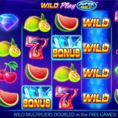 wild play superbet slot game