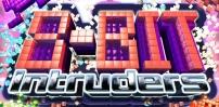Cover art for 8 Bit Intruders slot