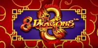 Cover art for 8 Dragons slot
