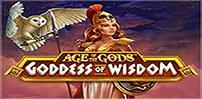 Cover art for Age of The Gods: Goddess of Wisdom slot