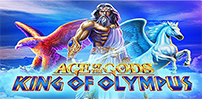 Cover art for Age of The Gods: King of Olympus slot