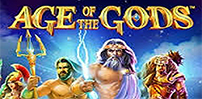 Cover art for Age of The Gods slot