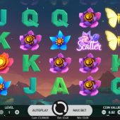 butterfly staxx slot main game