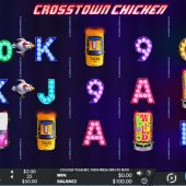 crosstown chicken slot main game