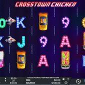 crosstown chicken slot main game