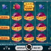 fruit spin slot game