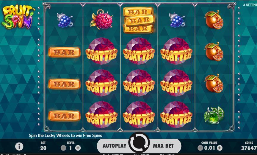 Spiele Fruit Spinner - Video Slots Online