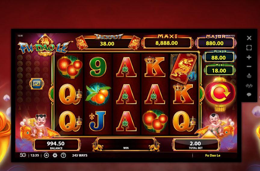 Spiele Fu Dao Le - Video Slots Online
