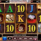 The secrets of london slot game