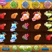 spina colada slot main game