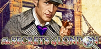 Cover art for The Secrets of London slot