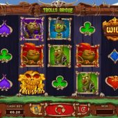 trolls bridge slot game