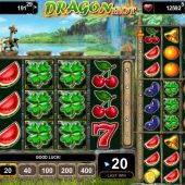 dragon hot slot main game