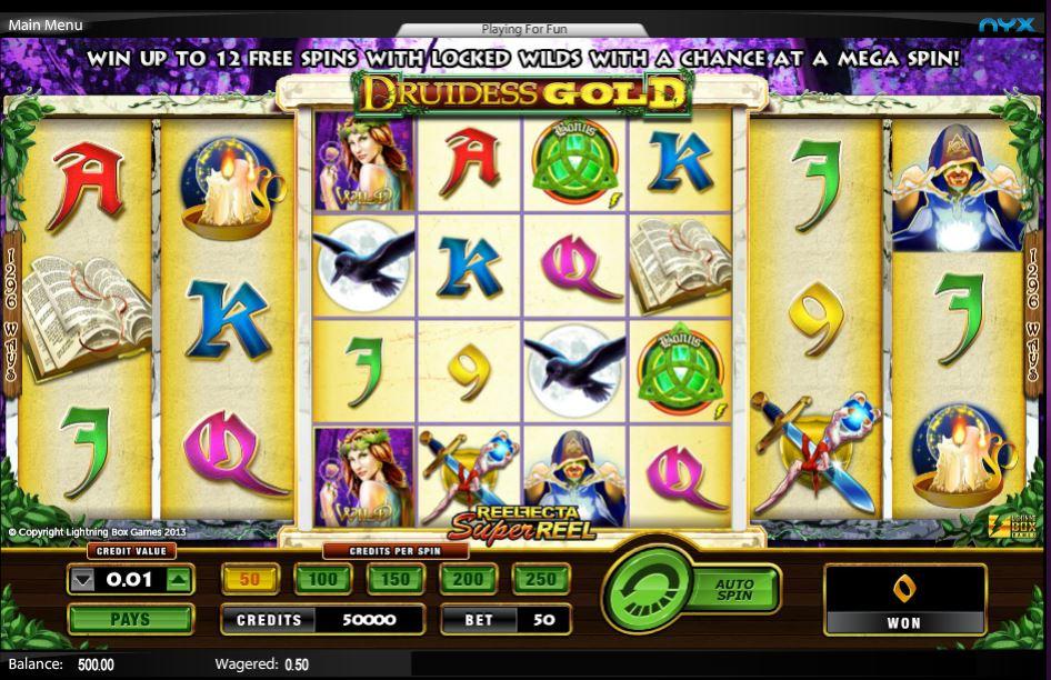 Spiele DruideГџ Gold - Video Slots Online