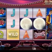 full moon romance slot game
