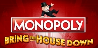 Cover art for Monopoly Bring The House Down slot