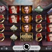 the phantom of the opera slot main game