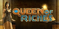 Cover art for Queen of Riches slot